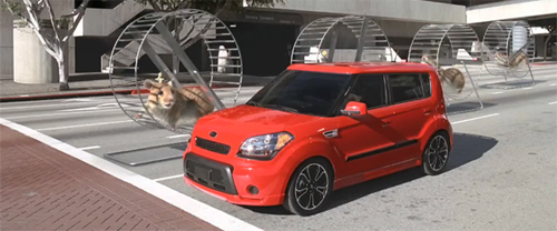 Look Into Your Soul, Kia Soul that is!