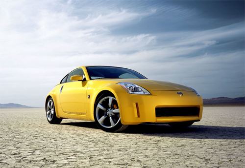 Old-School Infatuations: 350Z vs. G35, Life's Harder Choices