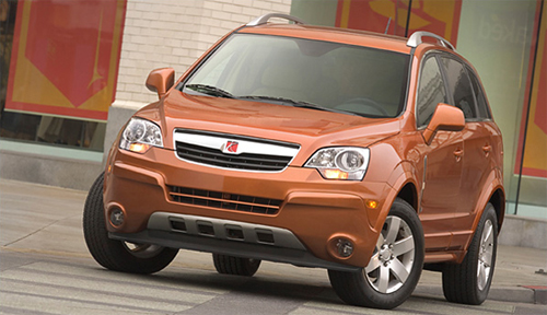 Sell-Off of Saturn Brand Accelerated by GM