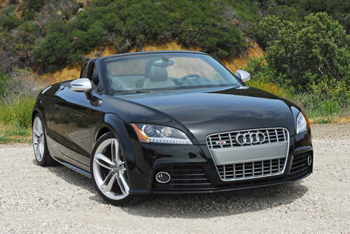 2009 Audi TTS Roadster Review & Test Drive