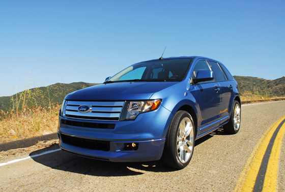 2009 Ford Edge Sport Review & Test Drive