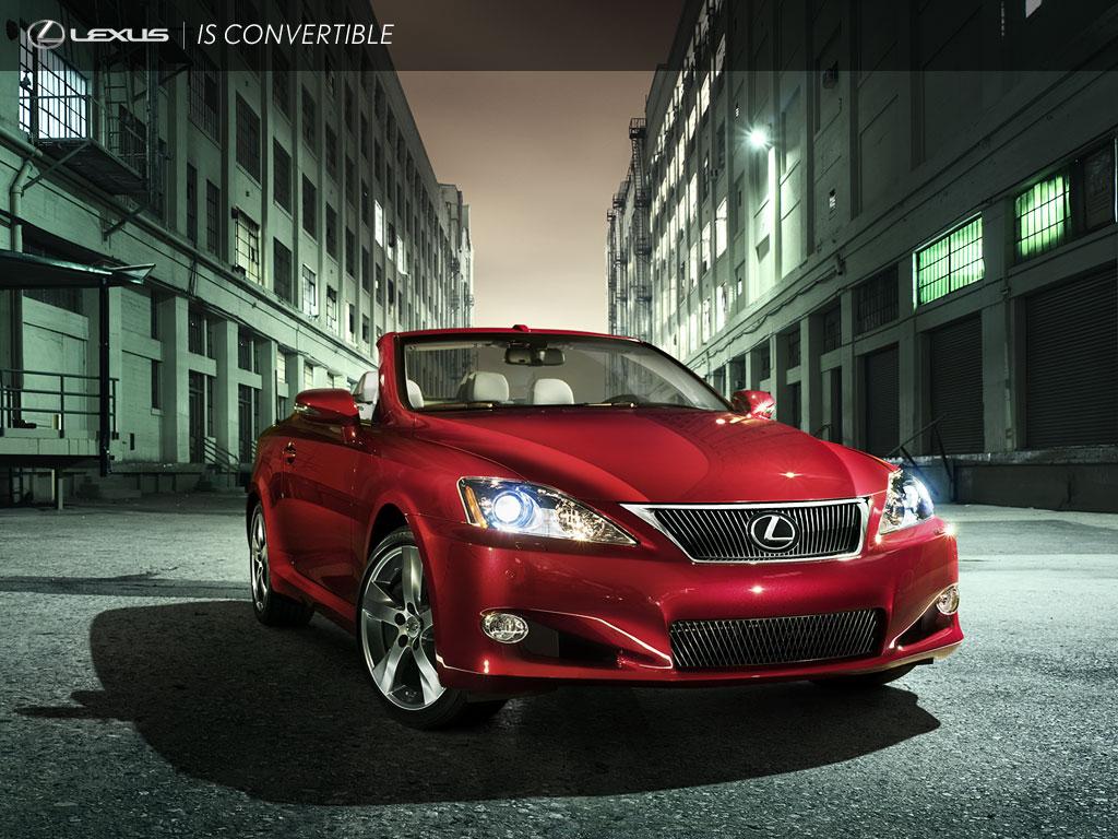 Inside Line: 2010 Lexus IS 350C Convertible First Drive