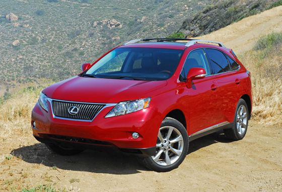 2010 Lexus RX350 Review & Test Drive
