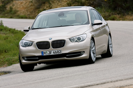 BMW 5 Series GT: Official Press Release & Images Revealed