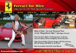 ferrari guy for hire picture