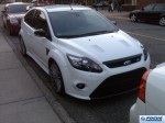 ford focus rs front photo