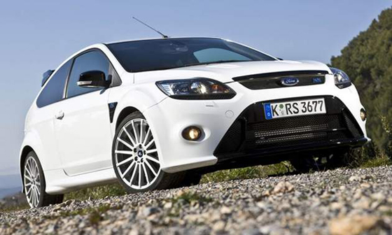 2009 Ford Focus RS Packing 301hp – Will It Come To The U.S.?