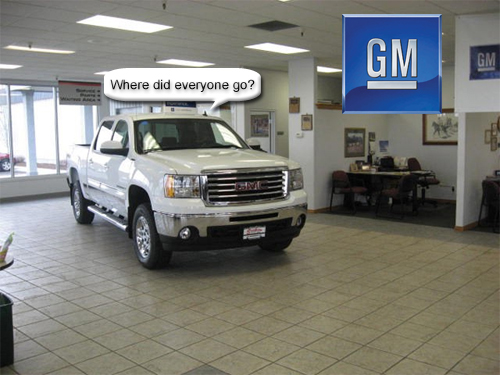 General Motors Rolling Out Termination Plan for 1,124 Dealerships
