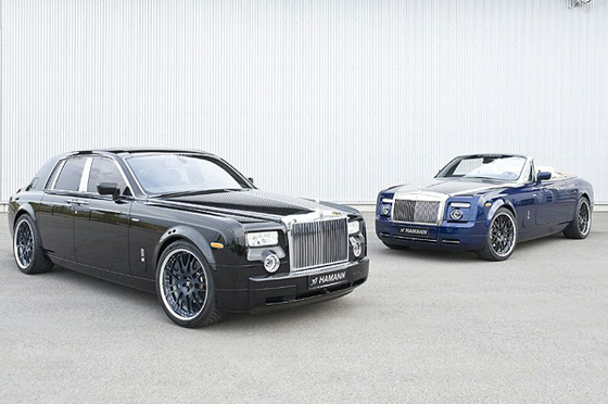 Hamann Rolls Royce Phantom & Drophead Images