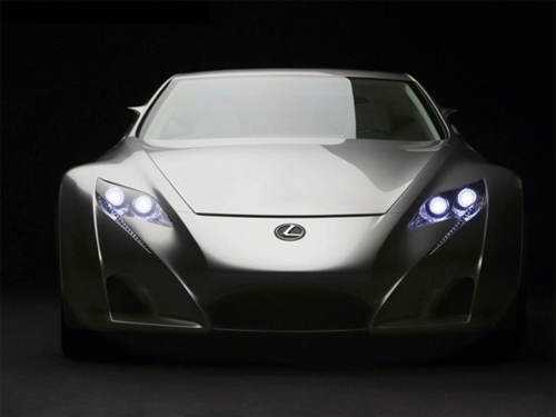 Lexus LF-A: To Build Or Not To Build