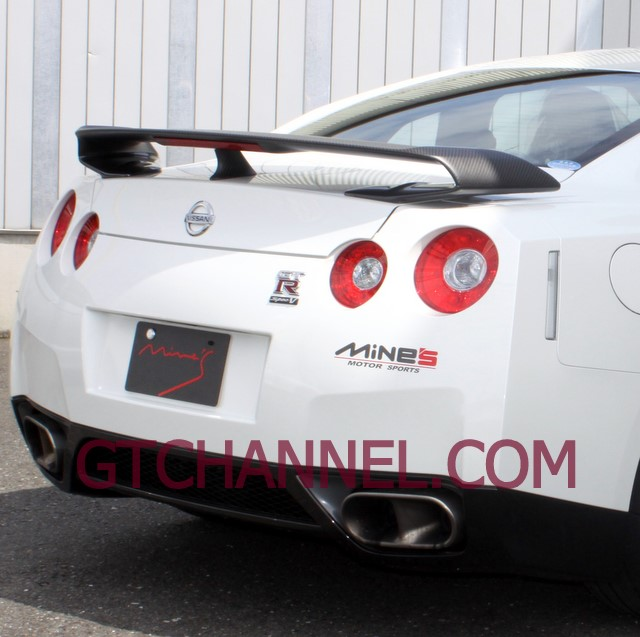 Nissan Gtr Spec V 09. Mine#39;s GT-R Spec V has been