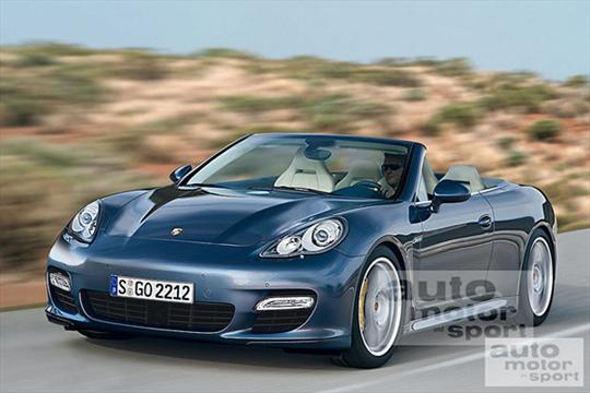 Porsche Panamera Convertible – Cabrio