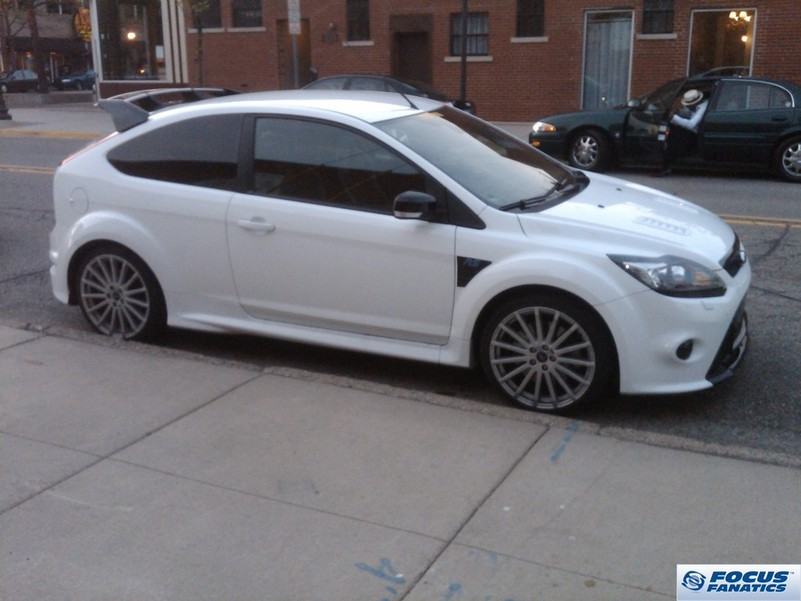Ford Focus RS Videos (RSS Readers: click here )