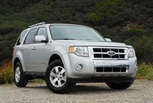 2009 ford escape hybrid limited review test drive. Black Bedroom Furniture Sets. Home Design Ideas