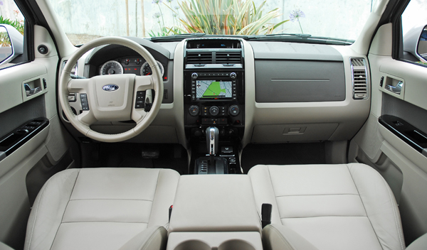 2009 Ford Escape Hybrid Limited Review Amp Test Drive