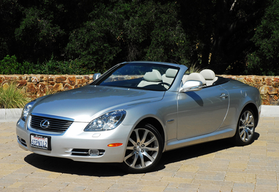 2009 Lexus SC430 Hardtop Convertible Pebble Beach Limited Edition Review