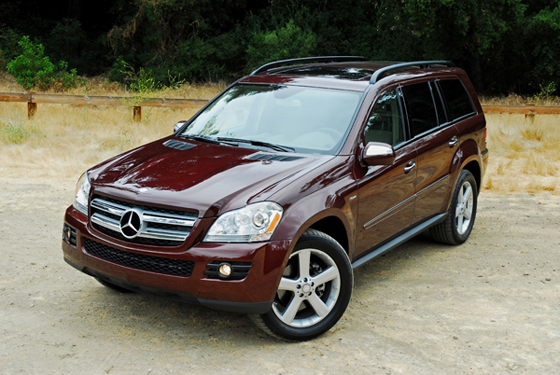 2009 Mercedes Benz GL320 BlueTEC Review & Test Drive