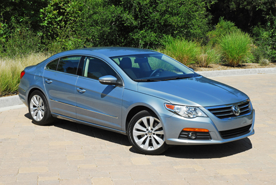 2009 Volkswagen CC Sport Review & Test Drive