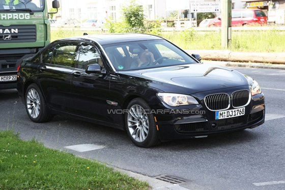 BMW Will Not Offer M7? Will Offer M-Sport Package for 7-Series