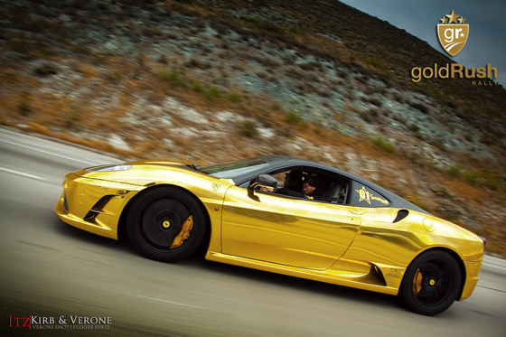 goldRush Rally 2009 – Exclusive Images