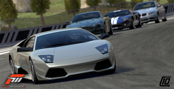 Forza Motorsport 3: The Race Is On
