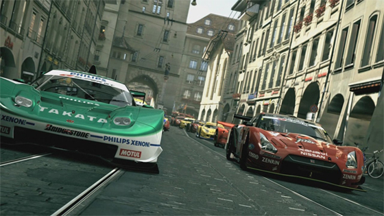 Gran Turismo 5 for PS3 and Gran Turismo PSP Due To Come Out This Year