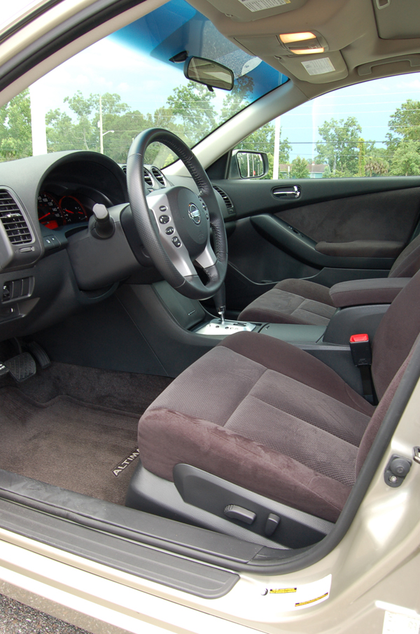 2009 Nissan Altima 2 5 S Review Amp Test Drive