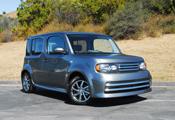 2009 Nissan Cube Krom Review & Test Drive