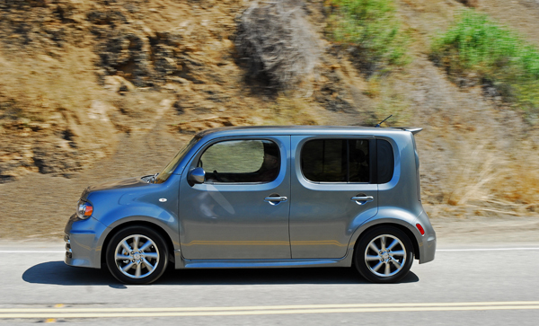 2009 Nissan Cube Krom Review Test Drive