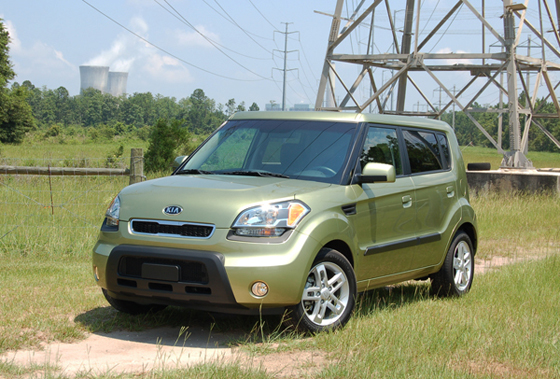 2010 Kia Soul+ Review & Test Drive