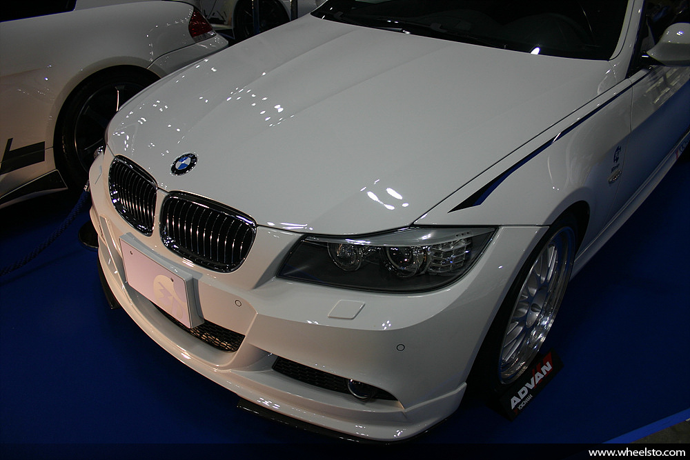Bmw Photos From The 2009 Tokyo Import Car Show Brought To