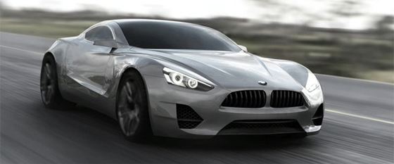 BMW S.X Concept – A Student Designed Inspiration