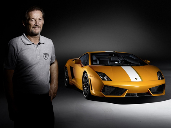 "Lamborghini Gallardo LP 550-2 ""Valentino Balboni"" Documercial Video"