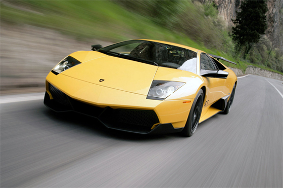 Top Gear Test: Lamborghini Murcielago LP670-4 SV (Super Veloce)