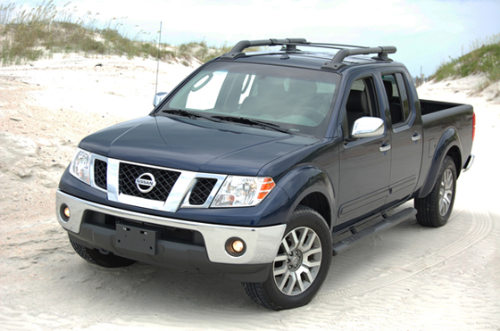 2009 Nissan Frontier LE 4×2 Crew Cab Review & Test Drive