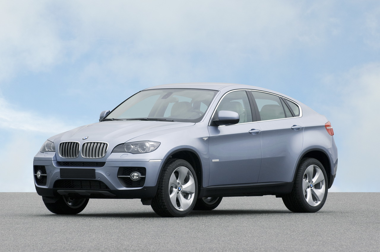2010 bmw x6 activehybrid officially revealed. Black Bedroom Furniture Sets. Home Design Ideas