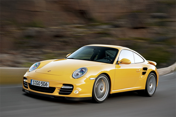 2010 Porsche 911 Turbo (997) In Action – Videos