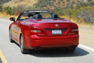 2010LexusIS350ConvertibleRearAction01small