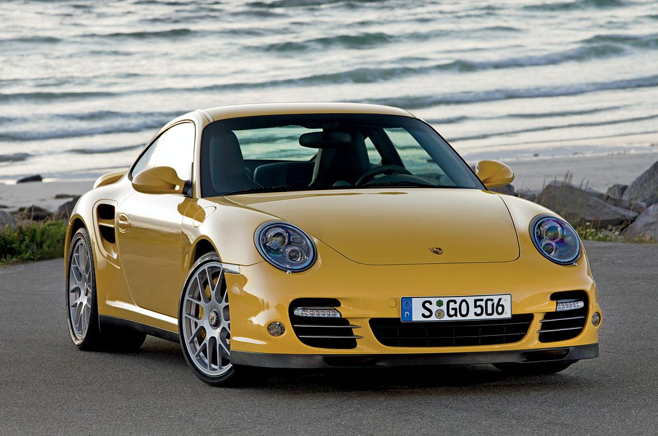 New Porsche 2010 911 Turbo now
