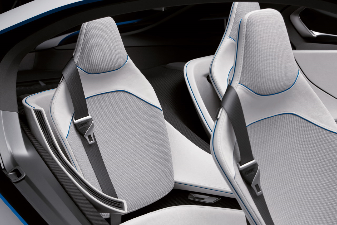 BMW Vision EfficientDynamics Concept Video Revealed