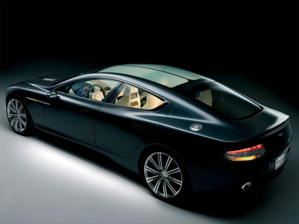 aston martin rapide wallpapers