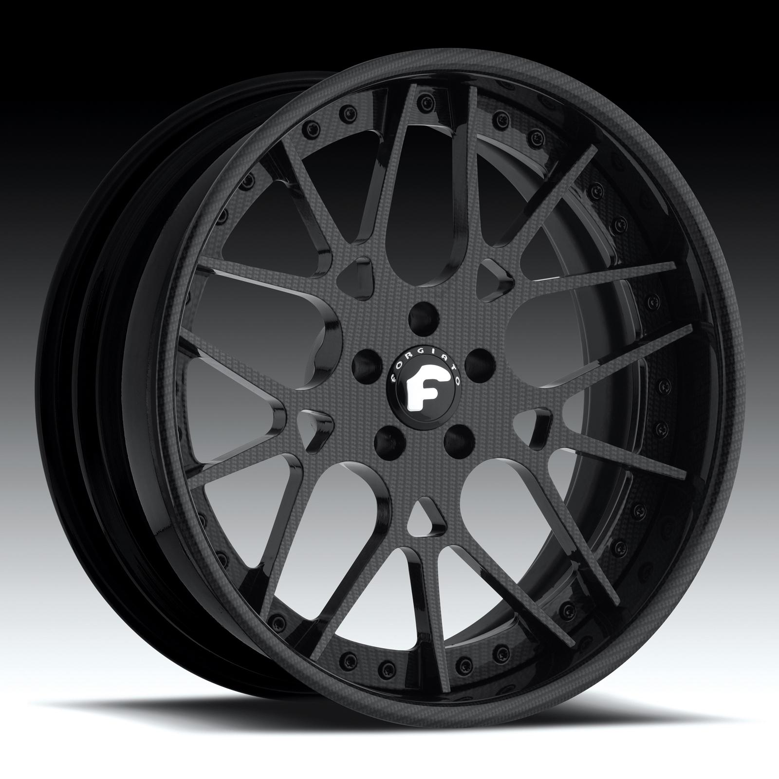 Bmw M5 Sitting On 20 Inch Forgiato Maglia Wheels W Carbon