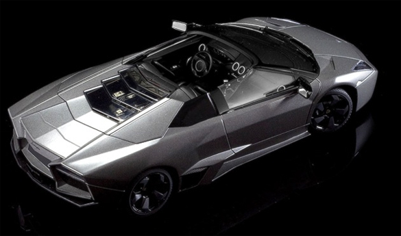 Lamborghini Reventon Roadster to Debut at Frankfurt Auto Show