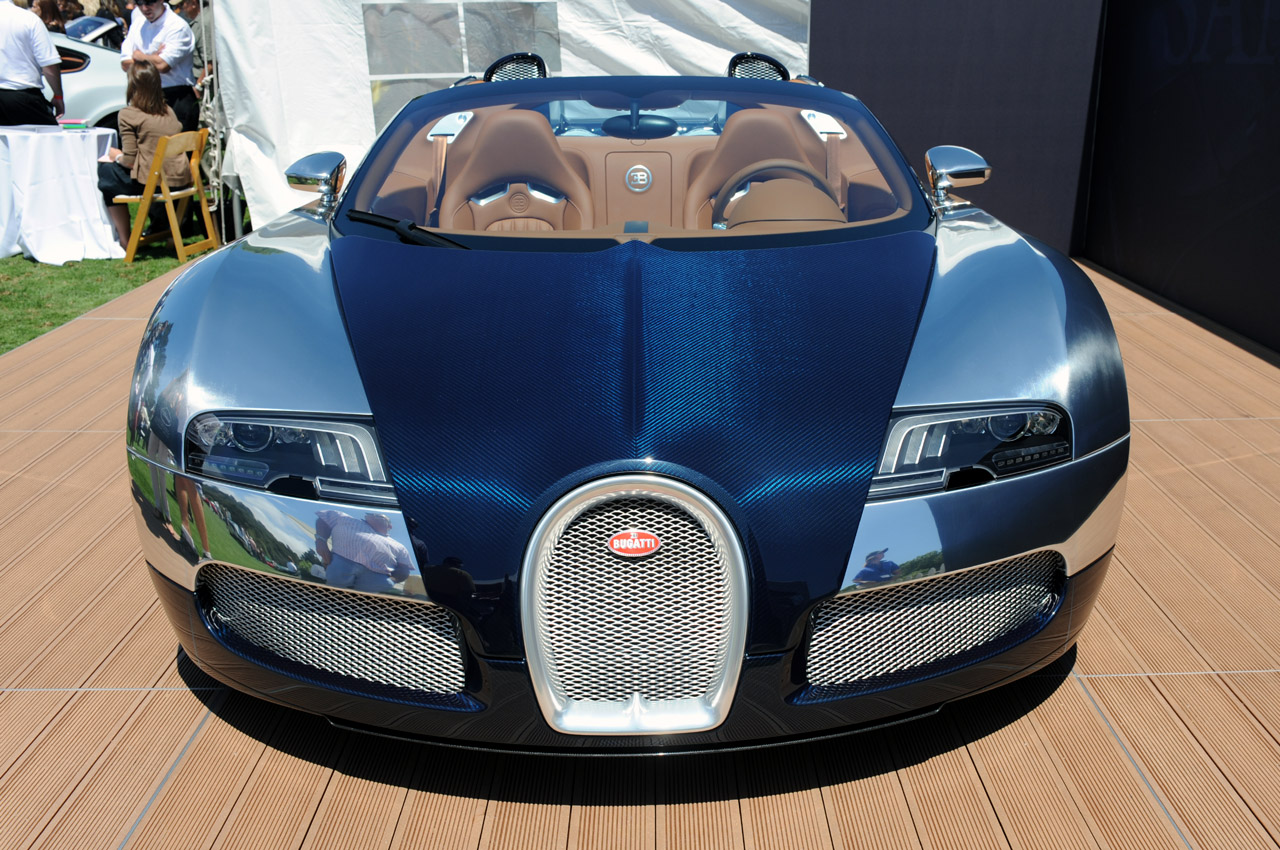 bugatti grand sport sang bleu another special veyron. Black Bedroom Furniture Sets. Home Design Ideas