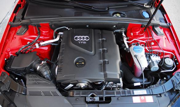 2009 Audi A4 2.0T Quattro Review & Test Drive