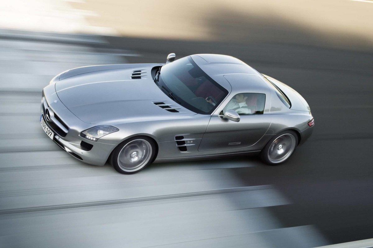 2010 Mercedes Benz Sls Amg Images Leaked
