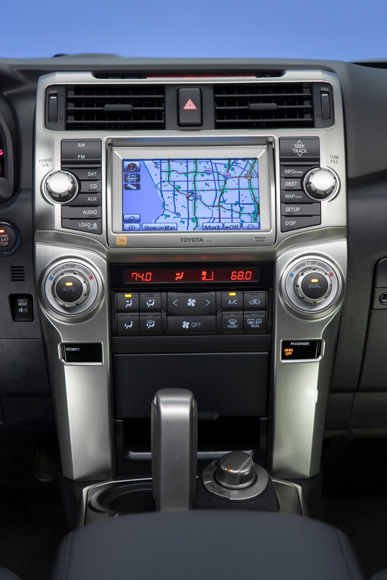 2010 Toyota 4runner Revealed