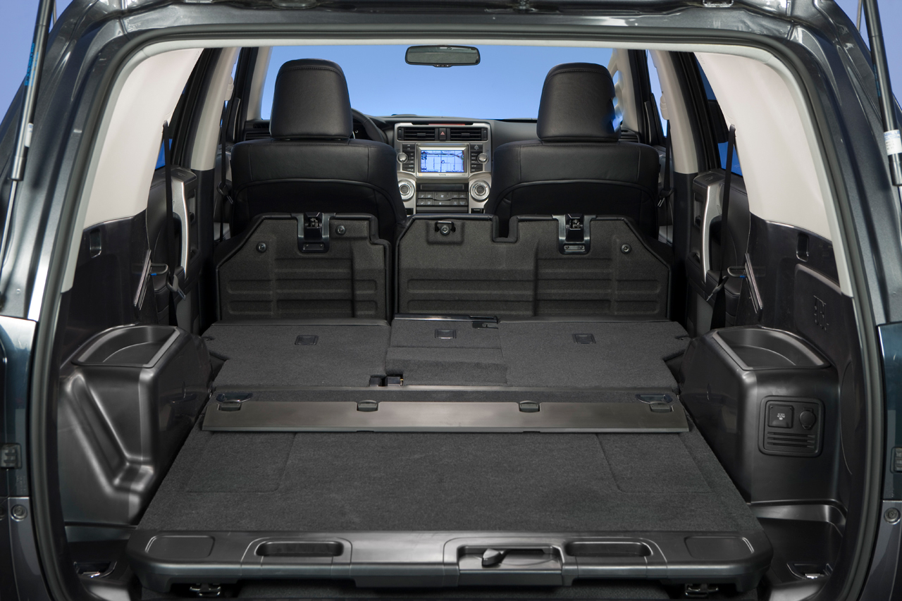 how to fold down seat 4 runner autos post. Black Bedroom Furniture Sets. Home Design Ideas