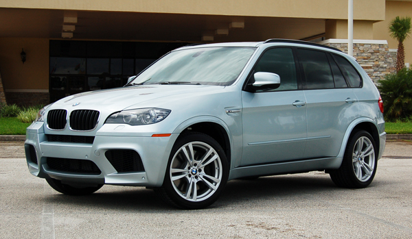 2010 BMW X5 M Review & Test Drive