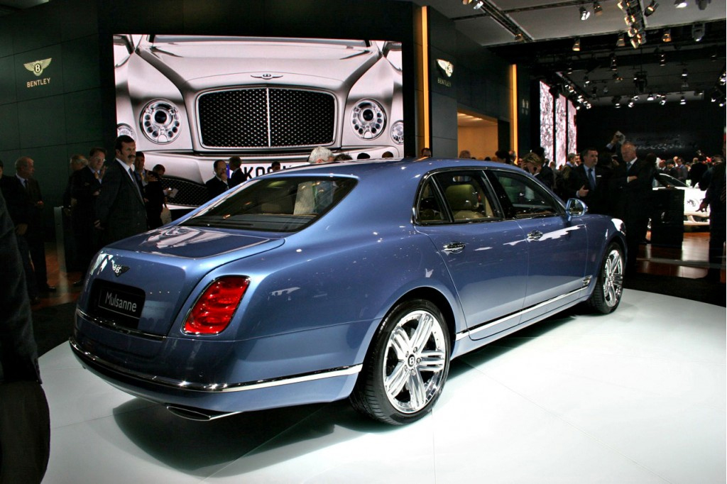 New 2010 Bentley Mulsanne